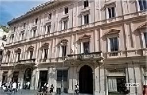 Palazzo Fiano - Ara Pacis