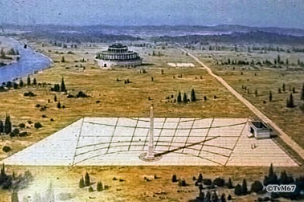 Solarium, Vredesaltaar en Mausoleum van Augustus - Ara-Pacis