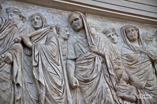 Rechtse zijde, Marcus Vipsania Agrippa