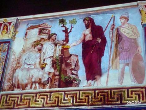 Offer van Aeneas