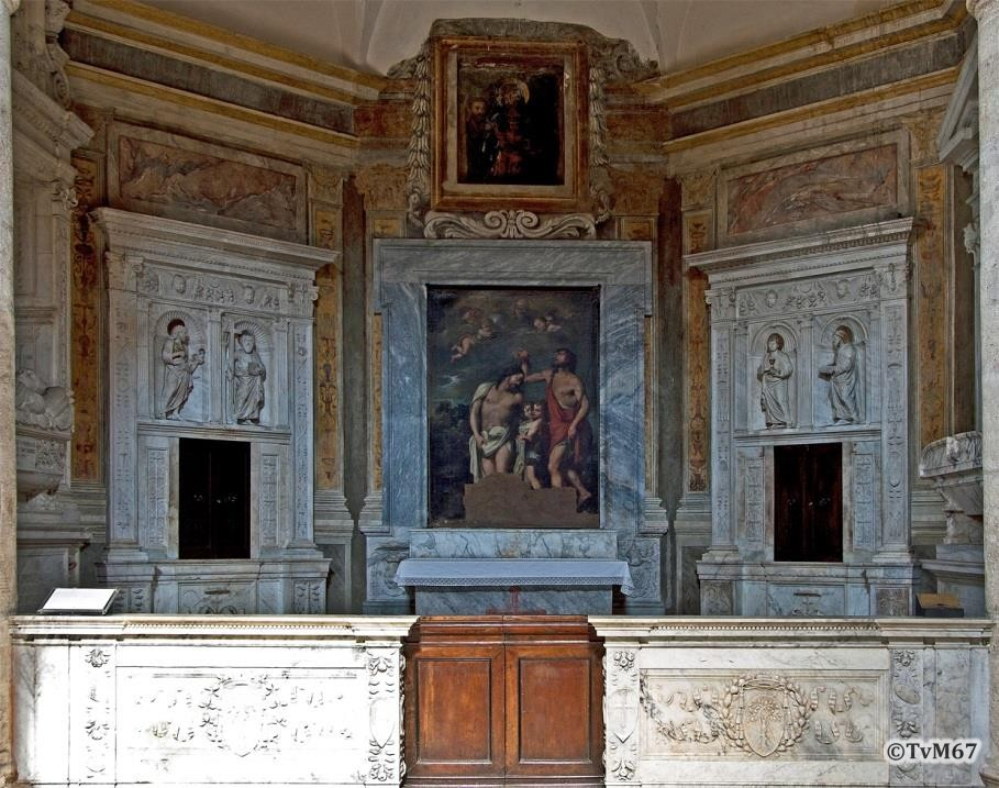 Chiesa di Santa Maria del Popolo - Cappella Montemirabile