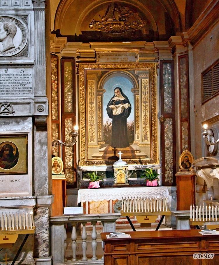 Chiesa di Santa Maria del Popolo /Cappella di Santa Rita
