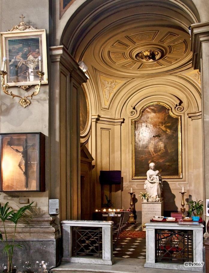 Cappella della Madonna di Bétharram - Chiesa-di-St-Maria-dei_Miracoli