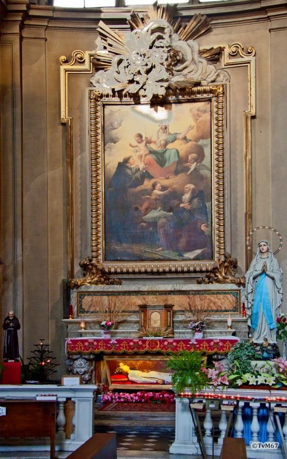 Cappella di Sant'Antonio - Chiesa-di-St-Maria-dei_Miracoli