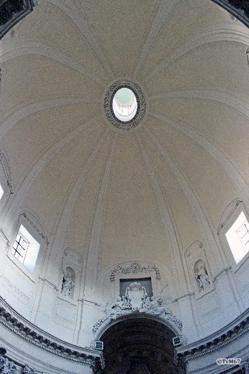 Koepel - Chiesa-di-St-Maria-di-Montesanto