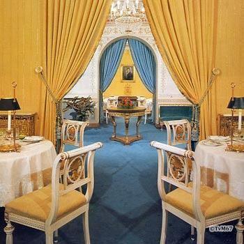 Pincio, Casina Valadier, restaurant*