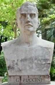 Pincio, Beeldengalerij: Puccini
