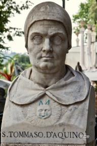 Pincio, Beeldengalerij: Tommasa d'Aquino