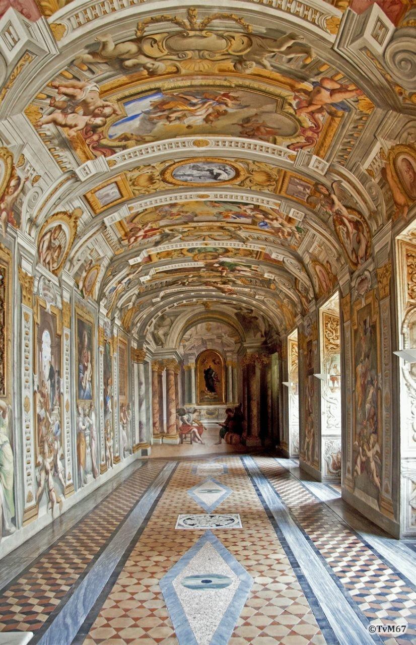 Pozzo, Corridoio di Sant'Ignazio