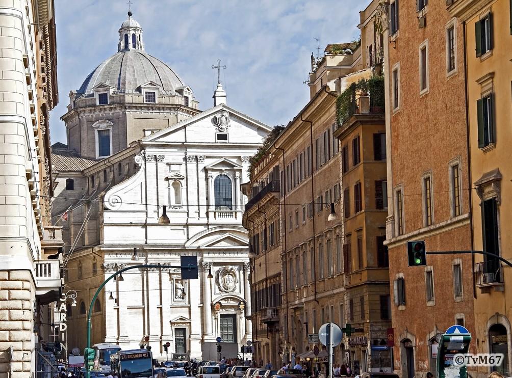 Roma, Chiesa del Gesù, Gevel 1, 2009