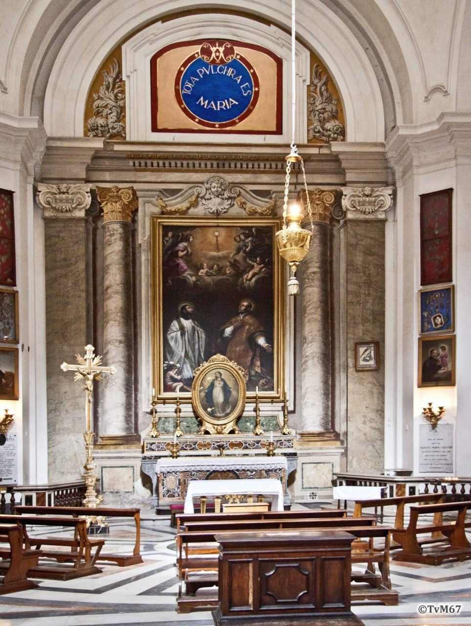 Cappella dell'Immacolata