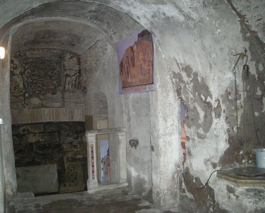 Crypte Chiesa di Santa Maria in Via Lata