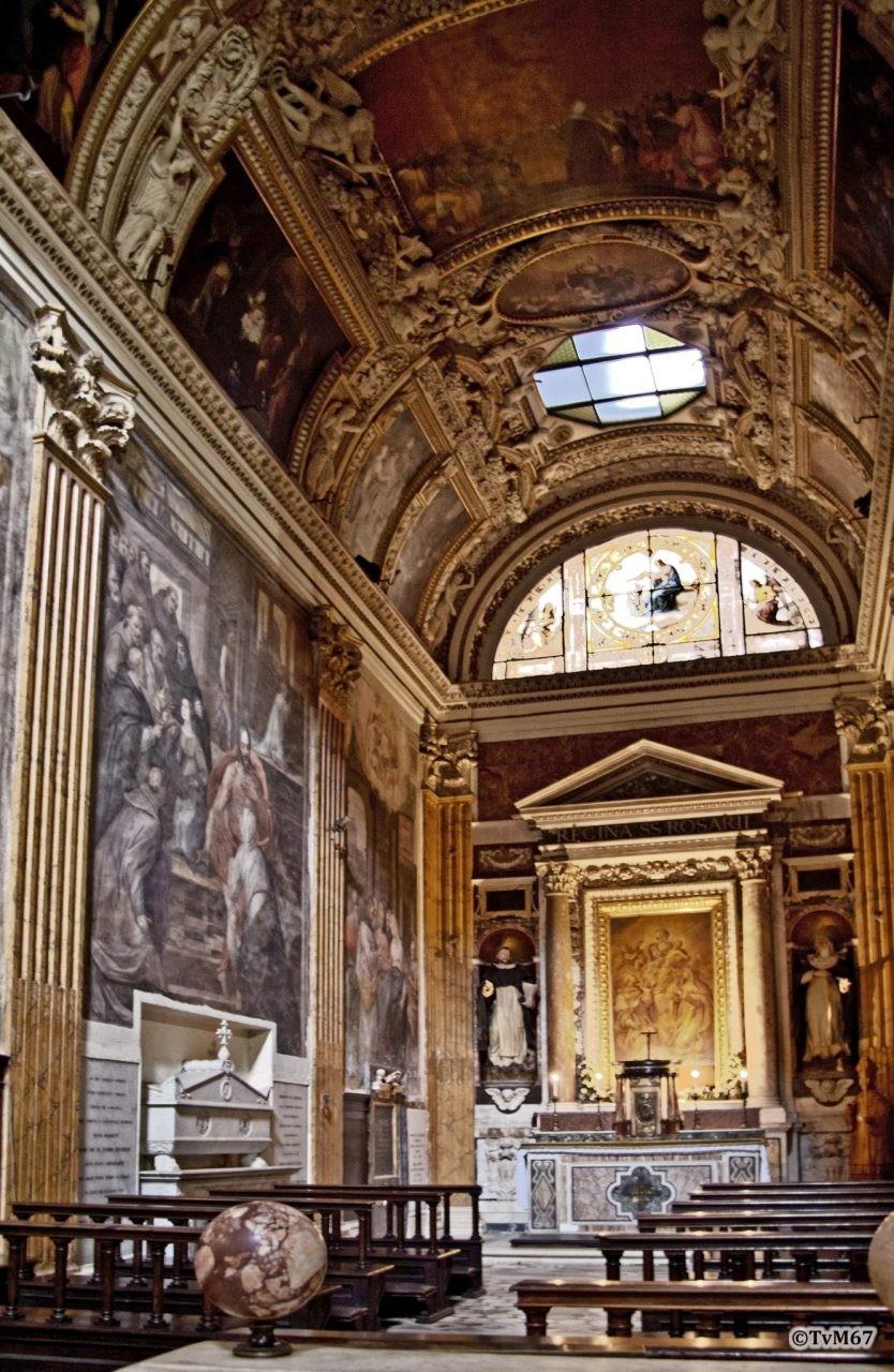Roma, Chiesa di Santa Maria sopra Minerva, Cappella Capranica