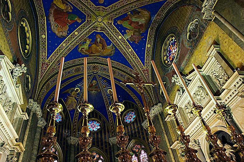 Roma, Chiesa di Santa Maria sopra Minerva, Apsis 3
