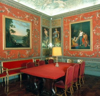 Roma, Palazzo Altieri, sala Pompeiana (internet)